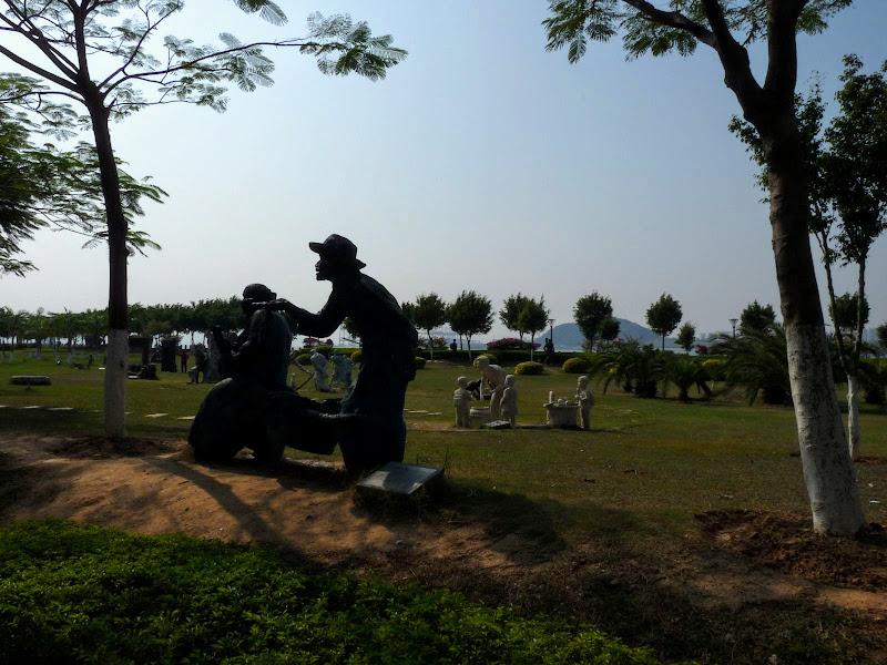 Chine, Fujian. Gulang yu island, Xiamen 2 - P1020116.JPG