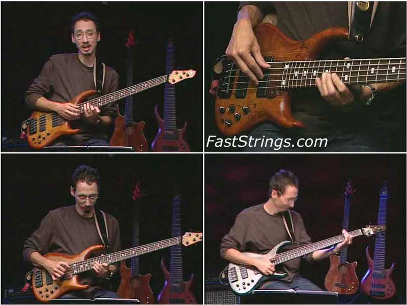 Norm Stockton - Grooving For Heaven Vol. 4: Pondering Bass Technique