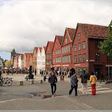 Tyske Bryggen i Bergen