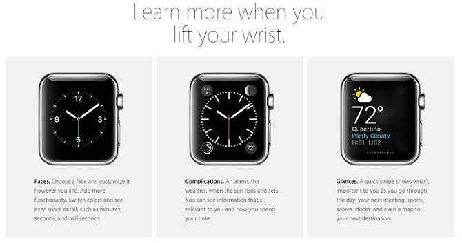 Apple công bố watchOS 2, cho tải về từ 16 tháng 9