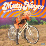 Maty Noyes – Spiraling Down – Single Cover