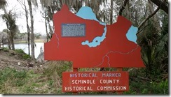 County historial marker