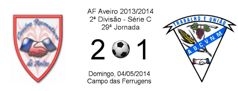 CR Antes (2-1) ADC Vila Nova de Monsarros