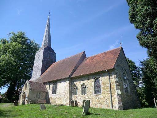 CIMG6186 St Mary Magdalene church, Cowden