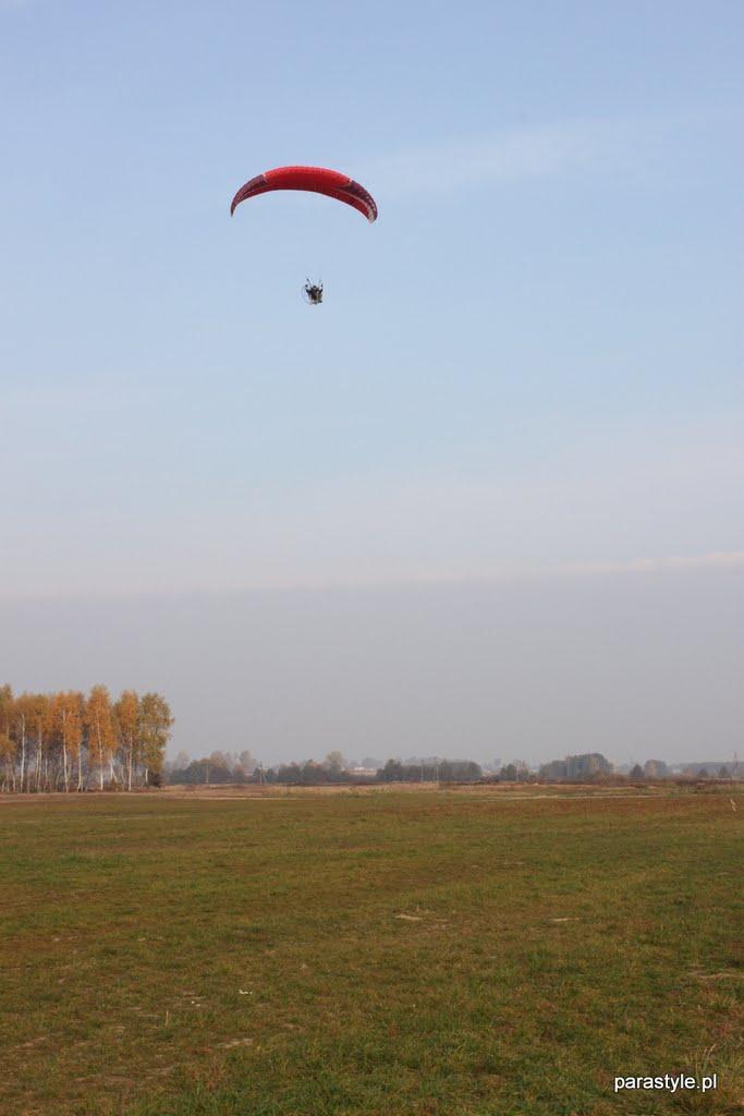 Szkolenie paralotniowe Październik 2011 - IMG_9995.JPG