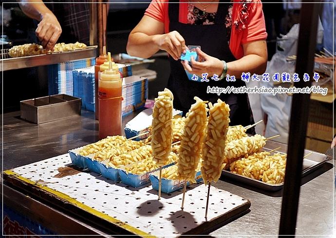 11 脆薯大熱狗