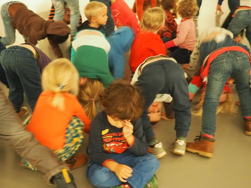 Leefgroep 1 ging naar het museum. - PA200064.JPG