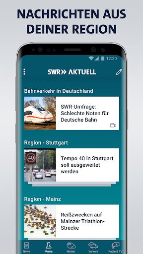 SWR Aktuell screenshots 2