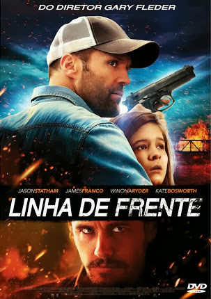 Filme Poster Linha de Frente HDRip XviD & RMVB Dublado