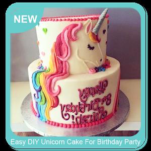 Birthday Card Cake Tutorial