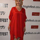 OIC - ENTSIMAGES.COM - Barbra Crampton  at the Film4 Frightfest on Sunday    of  Road Games  UK Film Premiere at the Vue West End in London on the 30th August 2015. Photo Mobis Photos/OIC 0203 174 1069