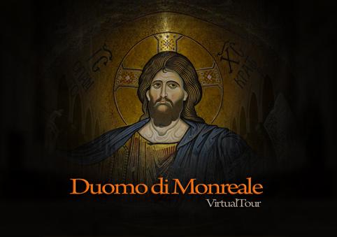Entra nel Duomo di Monreale