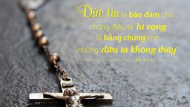Đoạn Kinh Thánh gợi ý cho bạn mỗi khi ĐỨC TIN bạn cần KHUYẾN KHÍCH