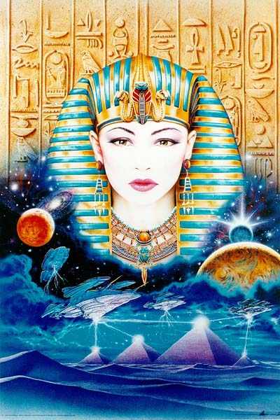 Egypt, Sorceress 3