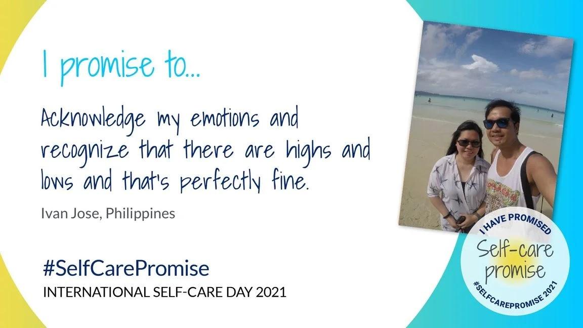 International Self-Care Day