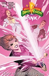 [MT] Mighty Morphin Power Rangers - Pink 006-000