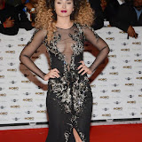 WWW.ENTSIMAGES.COM -   Ella Eyre  arriving at        MOBO Awards 2014 at SSE Arena Wembley October 22nd 2014Annual awards show recognising the best in urban music which is supported by HTC.                                                Photo Mobis Photos/OIC 0203 174 1069