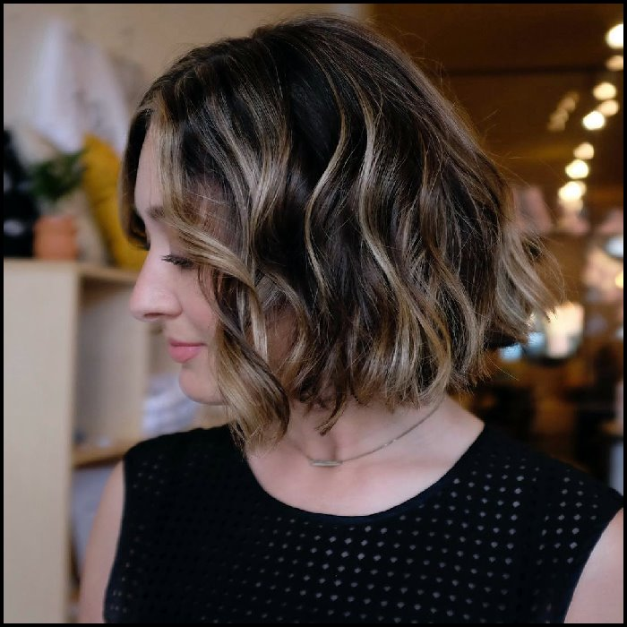 2018 Beautiful Medium Bob Haircuts & Edgy Looks 2
