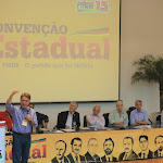Convenção do PMDB - Créditos:Galileu Oldenburg