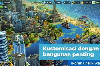 game membangun kota terbaik Android