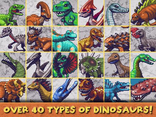 Idle Dino Zoo 0.6.3 screenshots 23