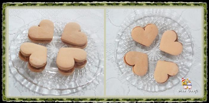 Biscoitos bem-casados com massa de doce de leite 2