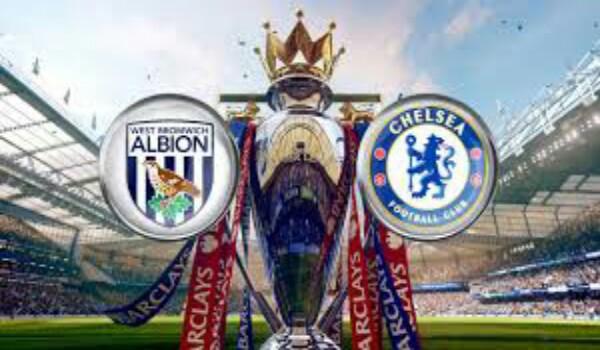 West Brom vs Chelsea premier league match highlight