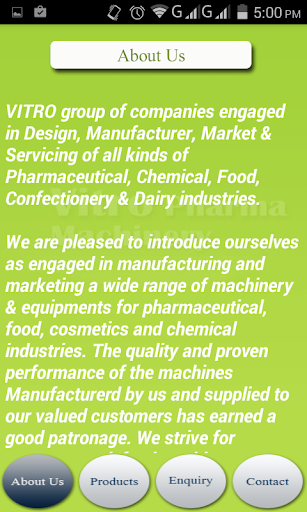 玩商業App|Vitro Pharma Machinery免費|APP試玩