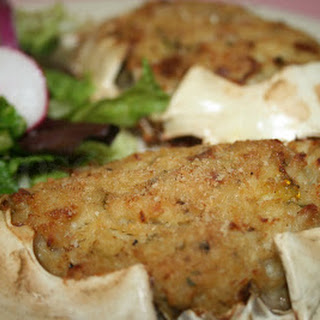 Stuffed Crab Recipe