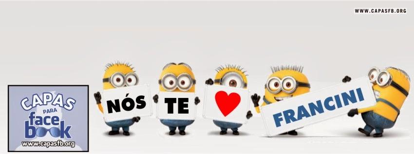 Capas para Facebook Francini