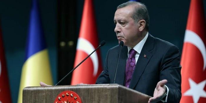 Erdogan Tegaskan Turki Tak Perlu Konstitusi Berlandaskan Agama Apapun
