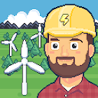 Reactor - Energy Sector Tycoon. Idle Business Game icon