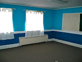 The middle school youth group from Chapel Hill Bible Church came and painted 4 rooms upstairs...