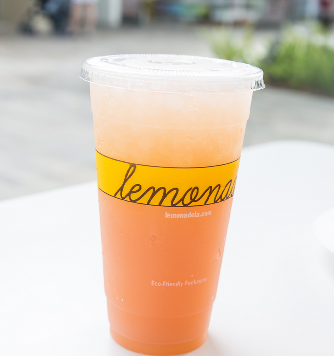 photo of a Guava Limeade