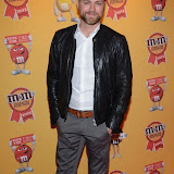 OIC - ENTSIMAGES.COM - Brian Nicholas McFadden at the M & M  party to celebrate a spoof election of its confectionary characters.  M&M's World, Leicester Square, London, 14th April 2015   Photo Mobis Photos/OIC 0203 174 1069