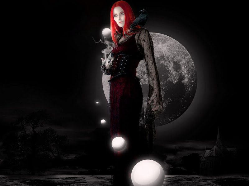 Queen Of Moons, Gothic