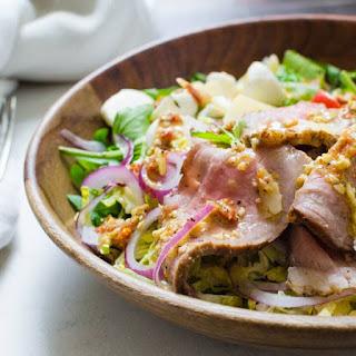 Cold Roast Beef Salad Recipe