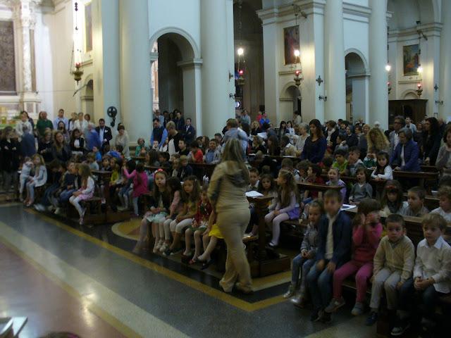 S. Messa animata dai bambini della scuola dell'Infanzia parrocchiale San Luigi