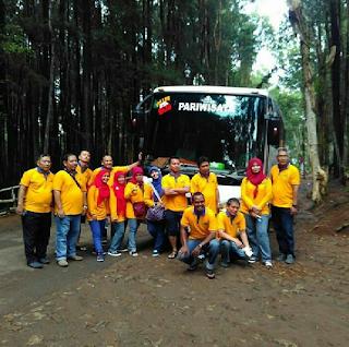 Wisata Hutan Pinus Imogiri Yogyakarta - Sewa Bus Jogja