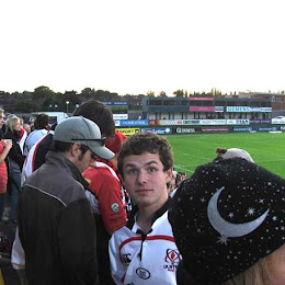 Ulster v Gloucester, 8th September 2007