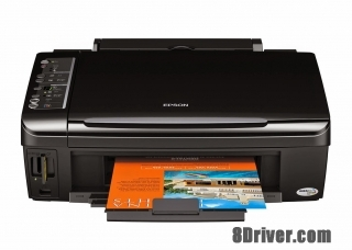 Download Epson TX720 Artisan 720 printer driver & install guide