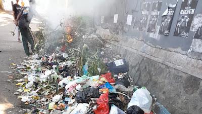 Katakan Tidak Untuk Sampah Liar Dan Kebersihan Nomber Satu
