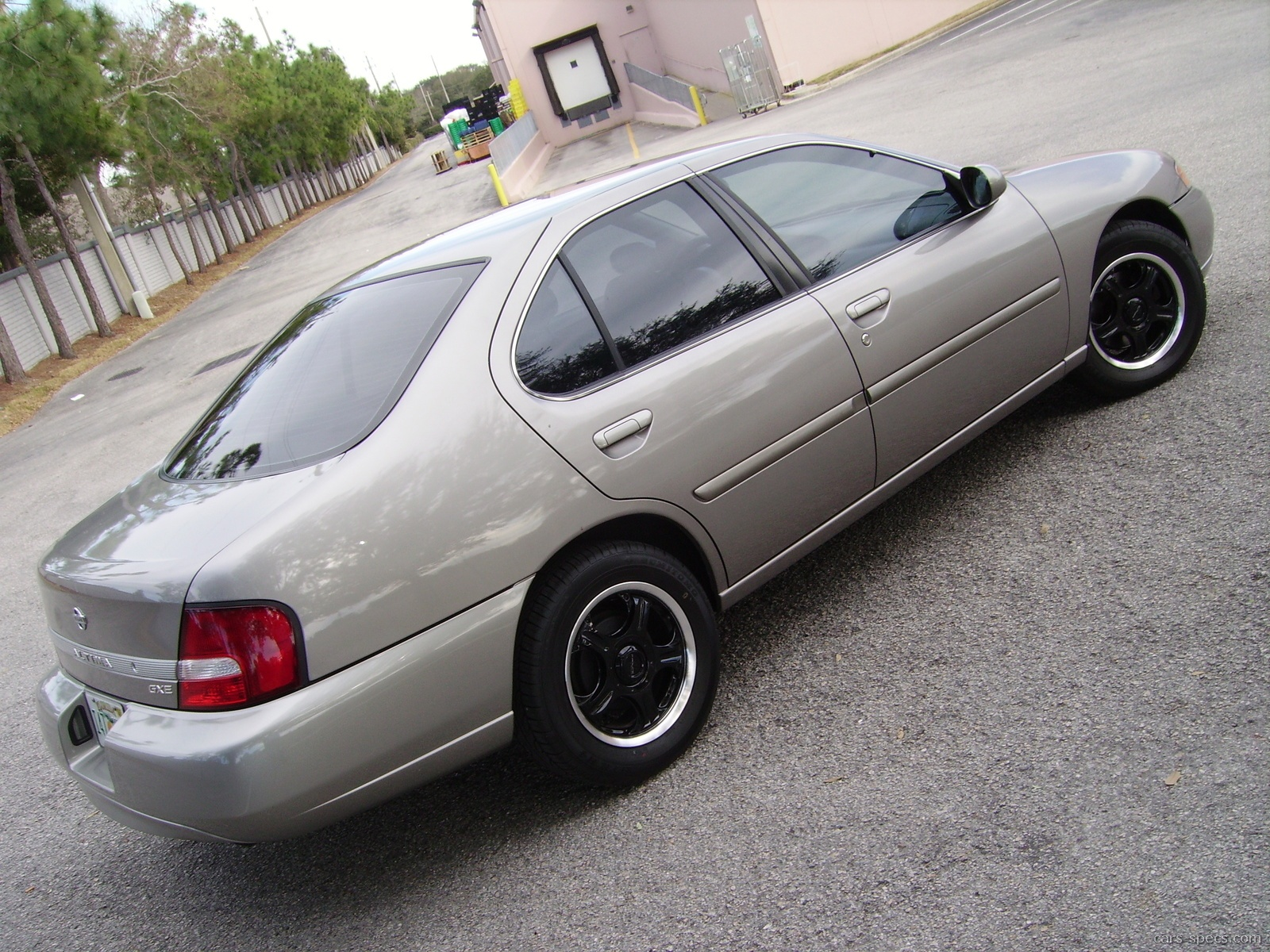 2001 Nissan Altima Sedan Specifications Pictures Prices