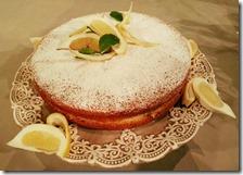 Torta al limone di Liliana