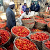 A basket of Tomatoes now sold for N800 from N25,000 in Kaduna.