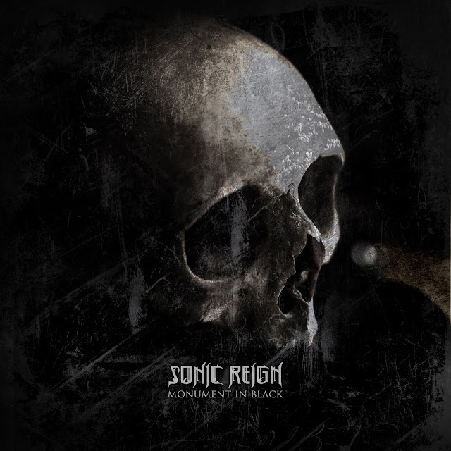 Sonic Reign - Monument in Black (2013)
