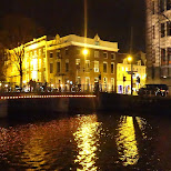 the canals in Amsterdam, Noord Holland, Netherlands