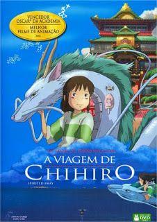 Download - A Viagem de Chihiro - AVI Dual Áudio + RMVB Dublado