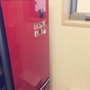 シンプルライフ冷蔵庫貼らない