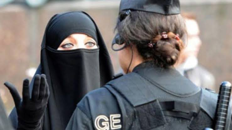France has banned young girls from wearing the headscarf in schools since 2005. France First Banned Face Veil Targeting Muslims, Now Fines ...